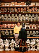 Roy Disney, Vice Chairman, The Walt Disney Company and Chairman Walt Disney Feature Animation the Imagineering Building in Burbank, California.