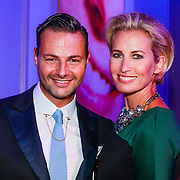 NLD/Hilversum/20130820- Najaarspresentatie RTL 2013, Fred van Leer en Anouk Smulders - Voorveld