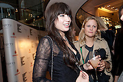 DAISY LOWE,  Vogue Fashion night out.- Alexandra Shulman and Paddy Byng are host a party  to celebrate the launch for FashionÕs Night Out At Asprey. Bond St and afterwards in the street. London. 8 September 2011. <br />  <br />  , -DO NOT ARCHIVE-© Copyright Photograph by Dafydd Jones. 248 Clapham Rd. London SW9 0PZ. Tel 0207 820 0771. www.dafjones.com.<br /> DAISY LOWE,  Vogue Fashion night out.- Alexandra Shulman and Paddy Byng are host a party  to celebrate the launch for Fashion's Night Out At Asprey. Bond St and afterwards in the street. London. 8 September 2011. <br />  <br />  , -DO NOT ARCHIVE-© Copyright Photograph by Dafydd Jones. 248 Clapham Rd. London SW9 0PZ. Tel 0207 820 0771. www.dafjones.com.