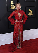 February 12, 2017 , Los Angeles, USA. 59EME GRAMMY AWARDS 2017, Carrie Underwood @ the 59th Annual GRAMMY Awards held @ the Microsoft Theatre. <br /> ©Exclusivepix Media