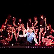 Christian Louboutin au Crazy Horse