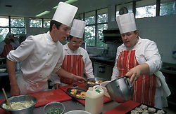 NVQ1 catering course for students with special needs Wakefield College UK