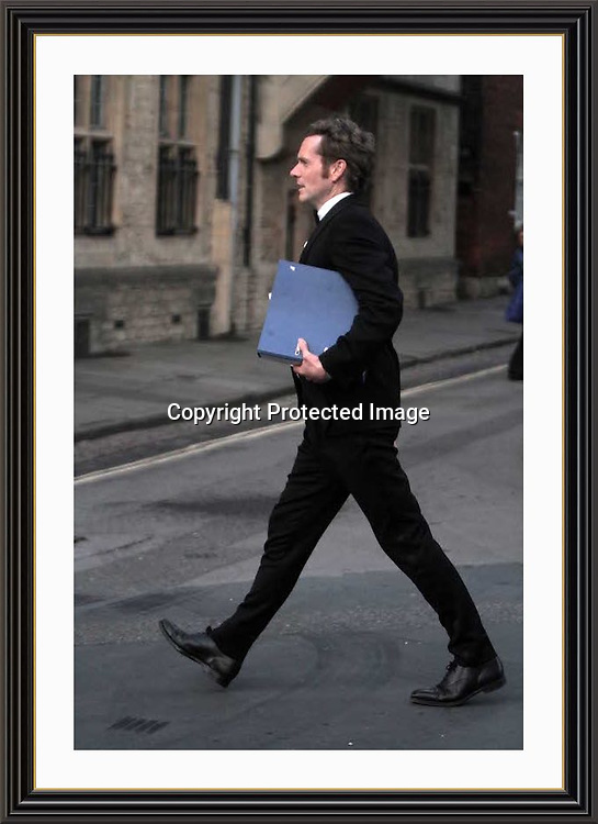 Shaun Evans filming Endeavour in Oxford 18  August  2019<br /> Picture Jack Ludlam 07979 738 381 must byline  *NB:*CALL FOR ANY  USE