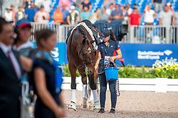Mount St John Freestyle<br /> Tryon - FEI World Equestrian Games™ 2018<br /> Grand Prix Special Einzelentscheidung<br /> 14. September 2018<br /> © www.sportfotos-lafrentz.de/Stefan Lafrentz