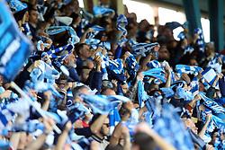 """Foto Filippo Rubin<br /> 26/03/2017 Ferrara (Italia)<br /> Sport Calcio<br /> Spal vs Frosinone - Campionato di calcio Serie B ConTe.it 2016/2017 - Stadio """"Paolo Mazza""""<br /> Nella foto: I TIFOSI DELLA SPAL<br /> <br /> Photo Filippo Rubin<br /> March 26, 2017 Ferrara (Italy)<br /> Sport Soccer<br /> Spal vs Frosinone - Italian Football Championship League B ConTe.it 2016/2017 - """"Paolo Mazza"""" Stadium <br /> In the pic: SPAL'S FANS"""