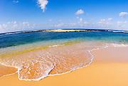 Po'ipu Beach Park, Po'ipu, Island of Kauai, Hawaii