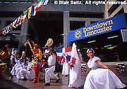 Lancaster, PA, Folk Festival, Hispanic Dance Troupe
