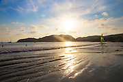 Sunset, Playa La Madera, Zihuataneo, Guerrero, Mexico