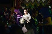 Nubian wedding night celebration