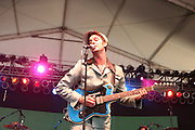 June 16, 2006; Manchester, TN.  2006 Bonnaroo Music Festival..G. Love and Special Sauce peforms at Bonnaroo 2006.  Photo by Bryan Rinnert