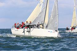 , Kiel - Kieler Woche 22. - 30.06.2013, Melges 24 - HUN 589