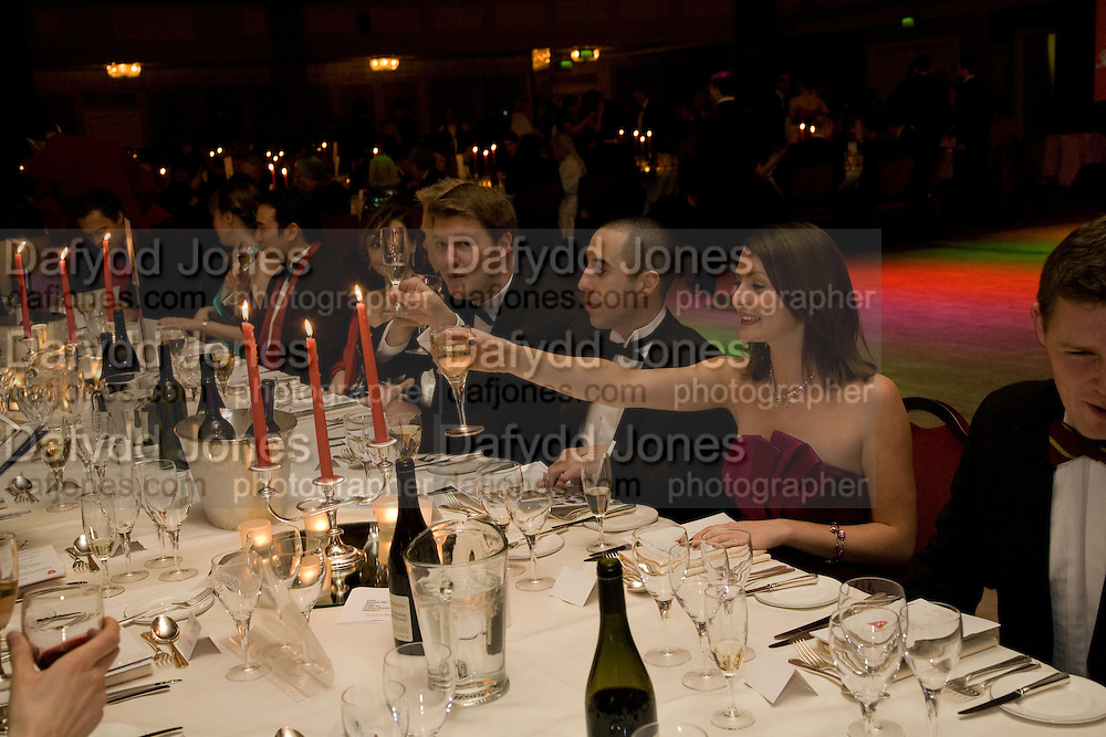 The 30th White Knights charity  Ball.  Grosvenor House Hotel. Park Lane. London. 10 January 2009 *** Local Caption *** -DO NOT ARCHIVE-© Copyright Photograph by Dafydd Jones. 248 Clapham Rd. London SW9 0PZ. Tel 0207 820 0771. www.dafjones.com.<br /> The 30th White Knights charity  Ball.  Grosvenor House Hotel. Park Lane. London. 10 January 2009