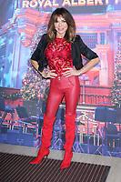 Lizzie Cundy, Emma Bunton's Christmas Party, Royal Albert Hall, London, UK, 06 December 2019, Photo by Richard Goldschmidt