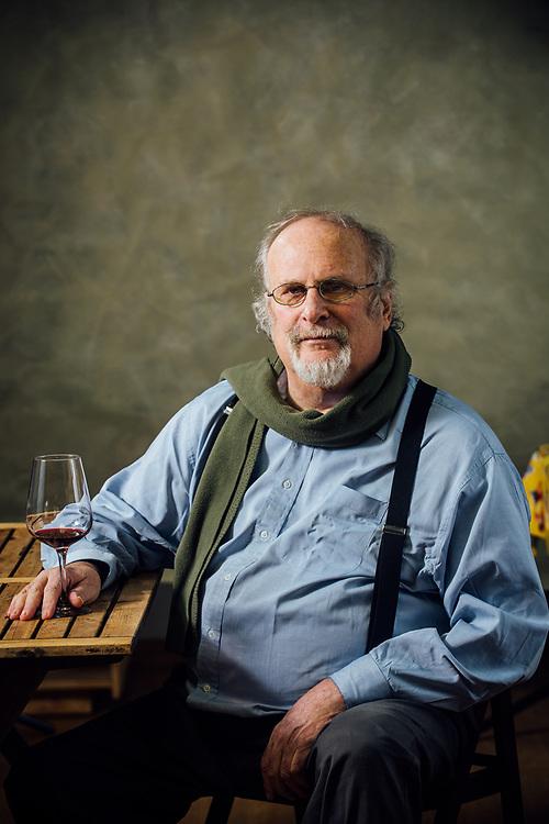 Portrait of Wine Writer, Ken Friedenreich