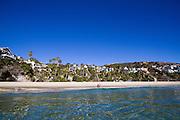 The Shoreline of Laguna Beach California