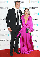 Louise Thompson & Ryan Libbey, British Academy Film Awards Nespresso Nominees' Party - Arrivals, Kensington Palace, London UK, 11 February 2017, Photo by Brett D. Cove
