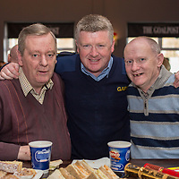 Jerry Duggan from Clarecastle, Sgt Seamus Mulligan and John O'Halloran from Shannon