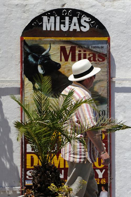 Tribulaciones de un expresidente / Plaza de toros de Mijas | Málaga, España.