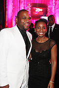 1 November 2010- New York, New York- l to r: Anthony Anderson and Anika Noni Rose  at The 23rd Annual Thurgood Marshall College Fund Awards Dinner held at The Sheraton NY Hotel & Towers on November 1, 2010 in New York City. Photo Credit: Terrence Jennings/Sipa