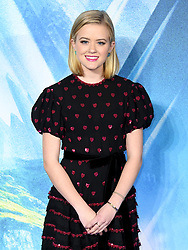 Ava Elizabeth Phillippe attending the A Wrinkle in Time European Premiere held at the BFI IMAX in Waterloo, London. Photo credit should read: Doug Peters/EMPICS Entertainment