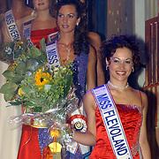 Verkiezing Miss Nederland 2003, Margriet de Vos en Natascha Romans
