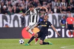May 9, 2017 - Turin, France - 02 FABINHO (mon) - 08 Claudio Marchisio  (Credit Image: © Panoramic via ZUMA Press)