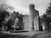 Kilkea Castle, Castledermot, Kildare, built 1426 on earlier site,