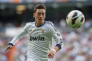 Ozil, great protagonist of the match against Betis