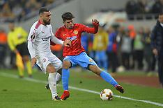 Steaua Bucuresti v Hapoel Be'er Sheva - 2 Nov 2017