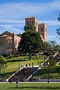 Royce Hall, UCLA, Westwood, Los Angeles, California, USA