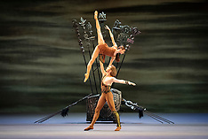 Bolshoi Ballet Spartacus 29th July 2019