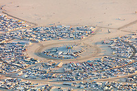Aerial Photo of Center Camp 2016