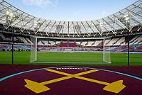 Football - 2020 / 2021 Premier League - West Ham United vs Brighton & Hove Albion - London Stadium<br /> <br /> A general view.<br /> <br /> COLORSPORT/ASHLEY WESTERN