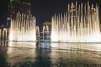 Amazing Dubai Fountain show