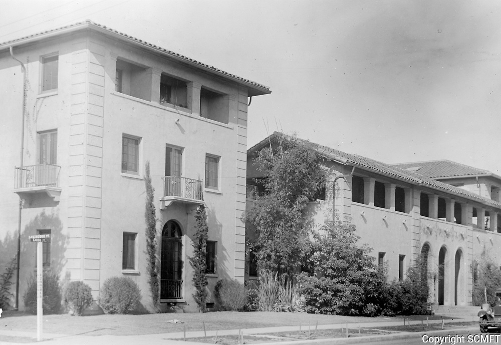 1932 Hollywood Studio Club at 1215 Lodi Place