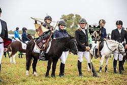 LRV St Trudd<br /> Nationaal Tornooi LRV Ponies<br /> Zonnebeke 2019<br /> © Hippo Foto - Dirk Caremans<br />  29/09/2019