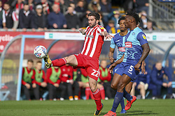 March 9, 2019 - High Wycombe, Buckinghamshire, United Kingdom - Sunderlands Will Griggg on the the ball during the Sky Bet League 1 match between Wycombe Wanderers and Sunderland at Adams Park, High Wycombe, England  on Saturday 9th March 2019. (Credit Image: © Mi News/NurPhoto via ZUMA Press)
