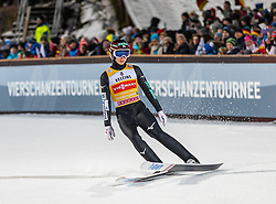 30.12.2018, Schattenbergschanze, Oberstdorf, GER, FIS Weltcup Skisprung, Vierschanzentournee, Oberstdorf, 2. Wertungsdurchgang, im Bild Ryoyu Kobayashi (JPN) // Ryoyu Kobayashi of Japan during his 2nd Competition Jump for the Four Hills Tournament of FIS Ski Jumping World Cup at the Schattenbergschanze in Oberstdorf, Germany on 2018/12/30. EXPA Pictures © 2018, PhotoCredit: EXPA/ Peter Rinderer