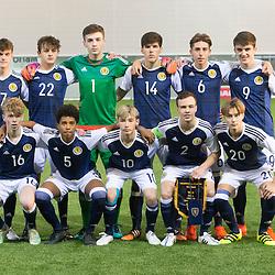 Scotland Under-16's at Oriam