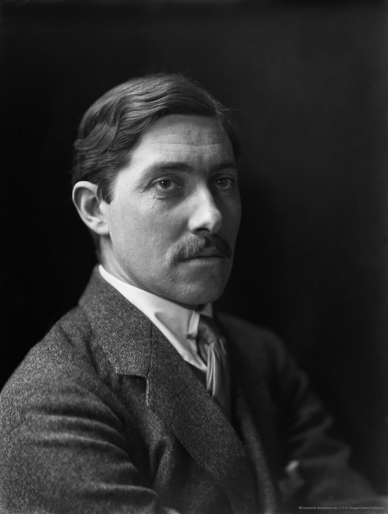 Harold Monro, English Poet, 1914