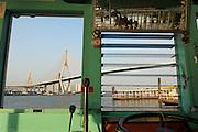 King Bhumibol Bridge, Pra Padang