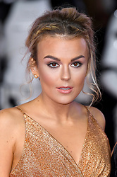 Talia Storm attending the european premiere of Star Wars: The Last Jedi held at The Royal Albert Hall, London. Photo credit should read: Doug Peters/EMPICS Entertainment