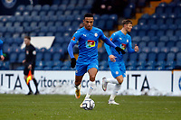 Alex Reid. Stockport County FC 2-2 Altrincham FC. Vanarama National League. 2.1.21