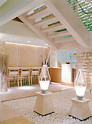 Landmark Mandarin Oriental spa.