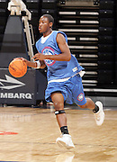 WF Nick Williams (Mobile, AL / LeFlore) shoots the ball during the NBA Top 100 Camp held Friday June 22, 2007 at the John Paul Jones arena in Charlottesville, Va. (Photo/Andrew Shurtleff)