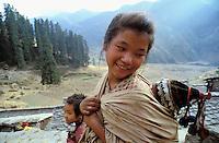 Magar ethnic group - Rukum region - Nepal