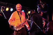 Gary Bartz at The OkayPlayer Hoiliday Jammy presented by OkayPlayer and Frank Magazine held at BB Kings on December 18, 2008 in New York City..The Legendary Roots Crew gives back to fans with All-Star line-up of Special Guests to celebrate upcoming Holiday Season.