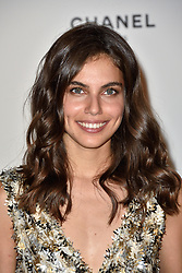 """Shlomit Malka attending the party for the new Chanel perfume """"Gabrielle"""", at the Palais de Tokyo in Paris, France, on July 4, 2017. Photo by Alban Wyters/ABACAPRESS.COM"""