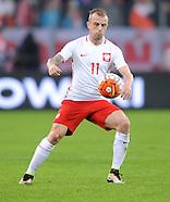 Serbia Poland friendly, Poland stock