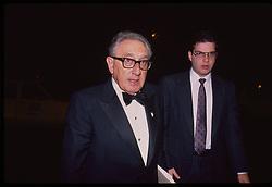 Henry Kissinger, New York, 28 Jan 1992